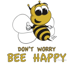 Don't Worry - Bee Happy
