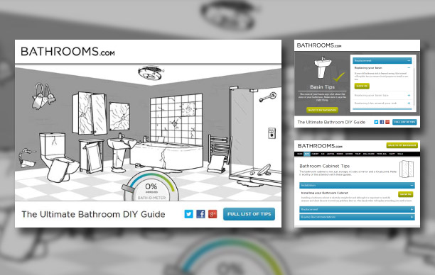 Ultimate Bathrooms DIY Guide